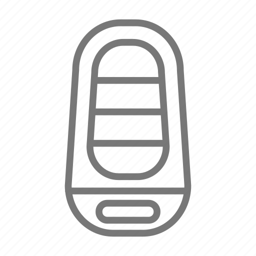 automobile, car, fob, key, lock, unlock, vehicle icon