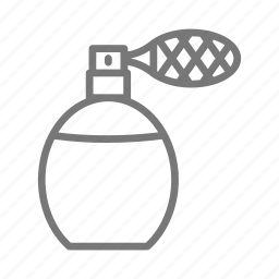 beauty, diffuser, makeup, mist, perfume, scent, spray icon