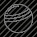 ball, croquet, hoop, mallet, sport, wicket, yard
