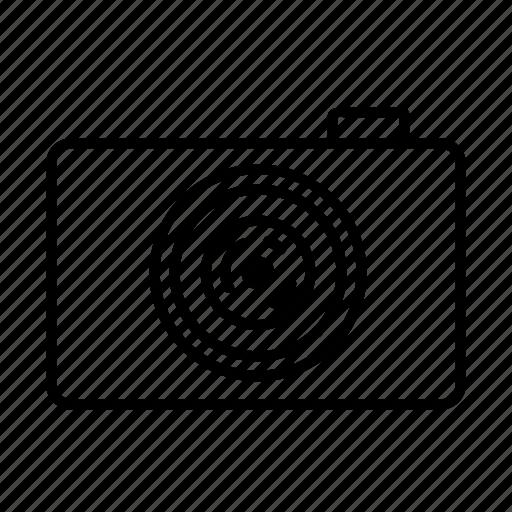 camera, photo, take photo icon