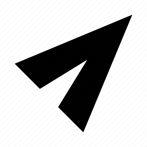 document, file, page, paper, paper plane, plane, sheet icon