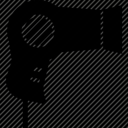 Blower, dryer, hair, hairdryer icon - Download on Iconfinder