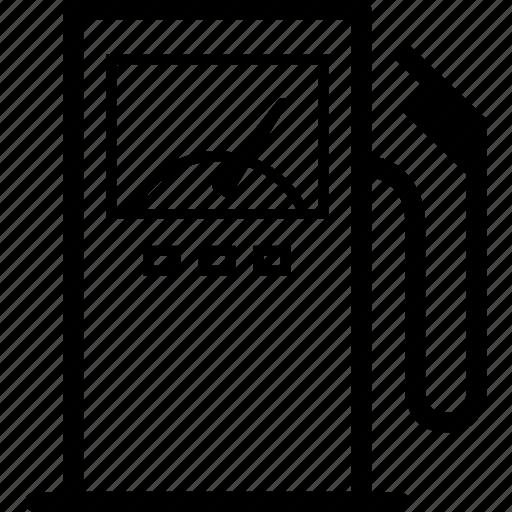 diesel, fuel, gas, gasoline, oil, petroleum, station icon