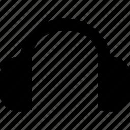 audio, earphone, headphone, music, receiver, volume icon