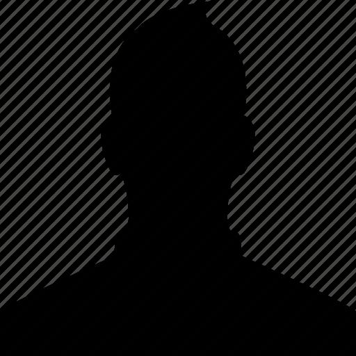 avatar, head, human, male, man, people, profile icon
