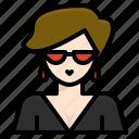 fashion, avatar, stylist, confidence, fashionista, woman icon