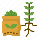 agriculture, crops, organic, plant, rice, store, tea icon