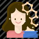 beauty, cosmetics, molecules, nanoparticles, nanotechnology, science, skincare