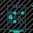 category, feedback, grade, mark, rank, result, standard icon