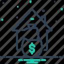 borrow, cash, cashback, corruption, greed, loan, money icon