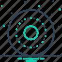 circle, cycle, disc, disk, ellipse, gyre, wheel
