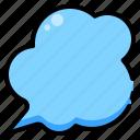 frame, text, bubble, notebooks, decoration, box, message
