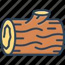 wood, timber, lumber, stack, hardwood, fuel, piece wood
