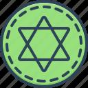 hebrew, star, david, jewish, hanukkah, holiday, ethnicity