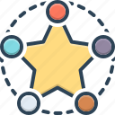 marshall, badge, sheriff, star, object