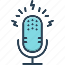 podcasts, microphone, record, mic, voice, audio, speak
