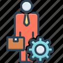 accessory, ancillary, auxiliary, helper, subsidiary icon