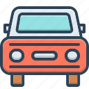 auto, car, carriage, conveyance, vehicle icon