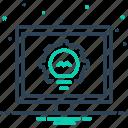 controller, inquiry, investigation, monitoring, security, surveillance icon