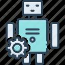 automatically, automation, machine, process, technology