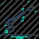 aircraft, anti, antiaircraft, army, attack, ballistic, battle icon