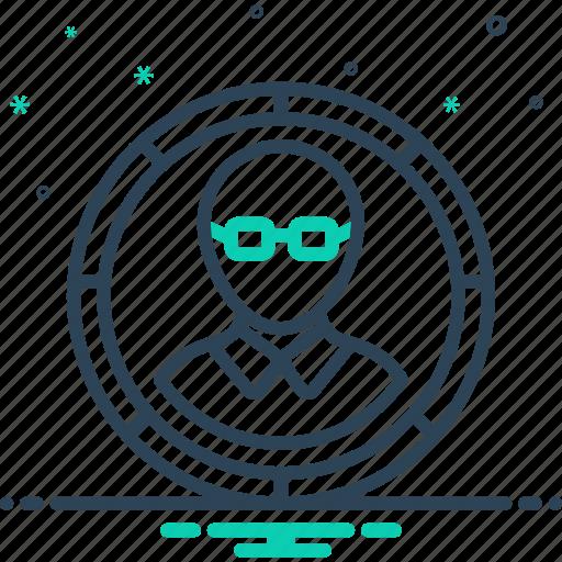 community, member, people, team icon