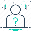 capitalone, how, people, question, who icon
