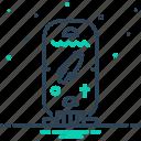 ancient, cartouche, egyptology, mythology icon