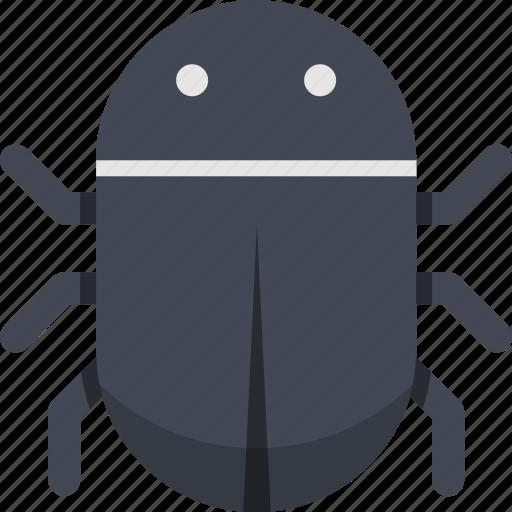 bug, danger, hazard, insect, problem, risk, virus icon