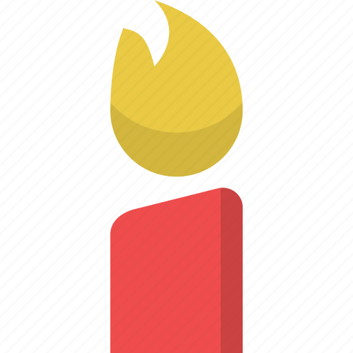 candle, flame, romance, romantic, spiritual, spirituality icon