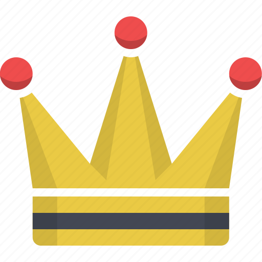 crown, golden, king, premium, queen, royal, royalty icon