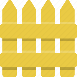 backyard, fence, garden, private, protect, trespass, yard icon