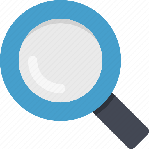 explore, find, magnify, magnifying glass, search, view, zoom icon