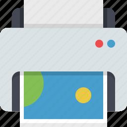 cmyk, print, printer, printing icon