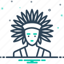 cherokee, logotype, typography