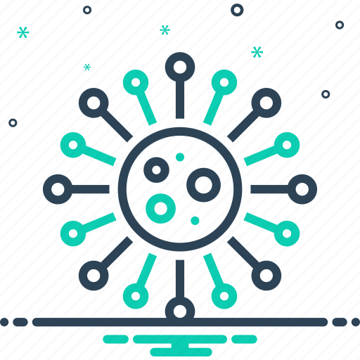 Atom, chlamydia, molecule, trachomatis icon - Download on Iconfinder