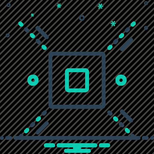 Define, delimit, delimitate, demarcate icon - Download on Iconfinder