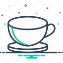beverage, coffee, coffee cup, cup, tea icon