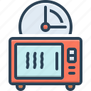 appliance, facilely, machine, quickly, soon, speedily, timer icon