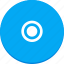contrast, full, material design, view icon