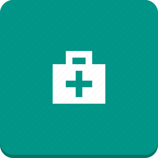 health, healthcare, hospital, kit, material design, med, medical icon