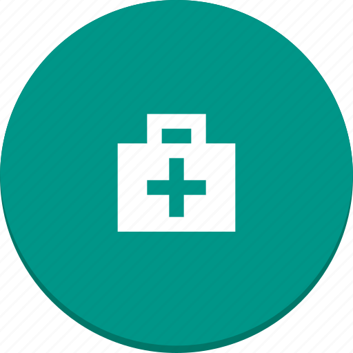 health, healthcare, hospital, kit, material design, medical, medicine icon