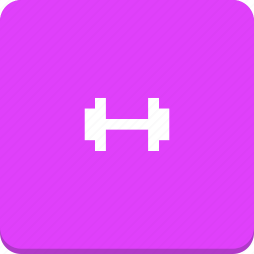 fitness, health, material design, sport, sports, weights icon