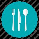 fork, knife, spoon, cutlery, kitchen, tool, utensil