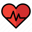 beat, heart, love, medical, rate