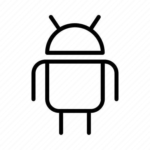 android, artificial intelligence, creature, cyborg, gadget, robot, technology icon