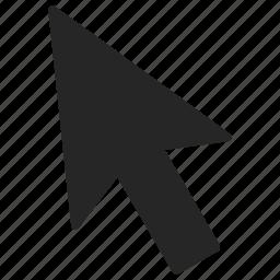 arrow, cursor, mouse, pointer icon