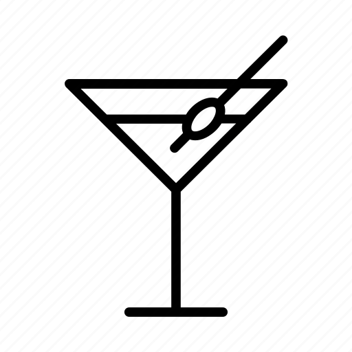 alcohol, bar, club, cocktail, drink, martini icon