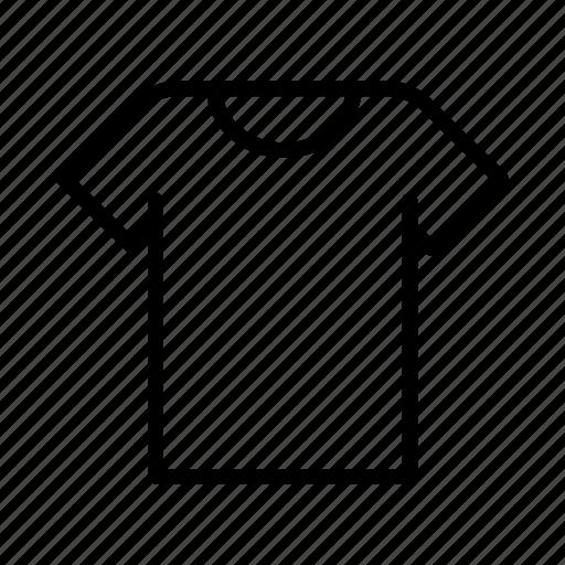 clothing, fresh, men, summer, t-shirt icon