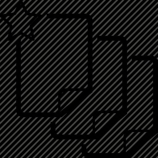 doc, file, files, popular icon